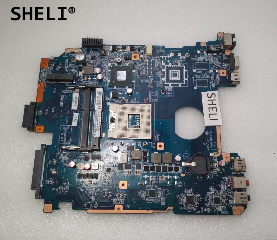 SHELI For Sony MBX-247 Motherboard VPCEH VPCEH14FM DA0HK1MB6E0 A1827699A