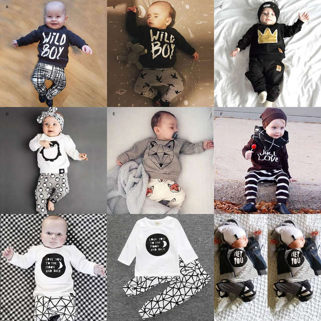 Placeholder Christmas New Year My First 1st Birthday Outfit Set For Baby Boy Girl Clothes China