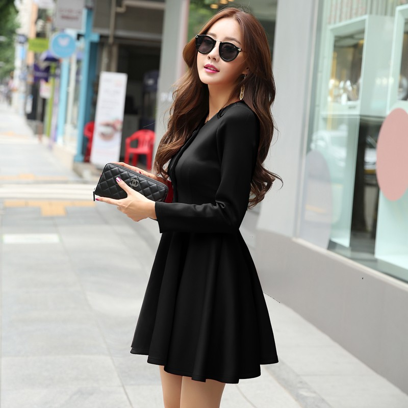 28 Awesome Korean Women Casual Dress