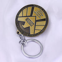 The Avengers Aegis Agents Of Shield Logo Keychain (10 Designs) 3