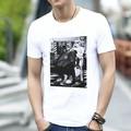 Star Wars Stormtrooper Chewbacca Barber Shop Buying Cheap New T Shirt Design O-Neck Stylish Men'S Short Sleeve
