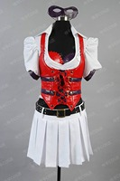 2016 Suicide Squad Harley Quinn Cosplay Costume Halloween Costumes Harley Quinn Cosplay Dress