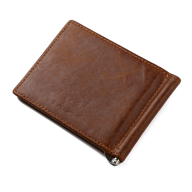 gubintu marca os homens de Colour : Brown For Money Clip