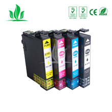 4 pcs T2991 T2992 T2993 T2994 29XL ink cartridge compatible for Epson XP-332 XP-235 XP-335 XP-432 XP-435 Printer