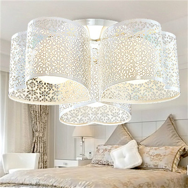 Sweet home light NEW Heart-shaped head fashion three contracted droplight Ceiling Light three voices one heart
