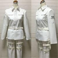 Cells At Work Neutrophil Cosplay Costume Leukocyte U 1146 Anime Cosplay White Blood Cell Men Uniform Full Set Halloween Cosplay