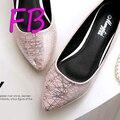 Большой Размер Eu45 Женщины Плоские Обувь US15 Большой Размер Сексуальные прозрачный Печати Железо Указал Плоские Ботинки Женщин Бездельников 2017 бесплатно shippi