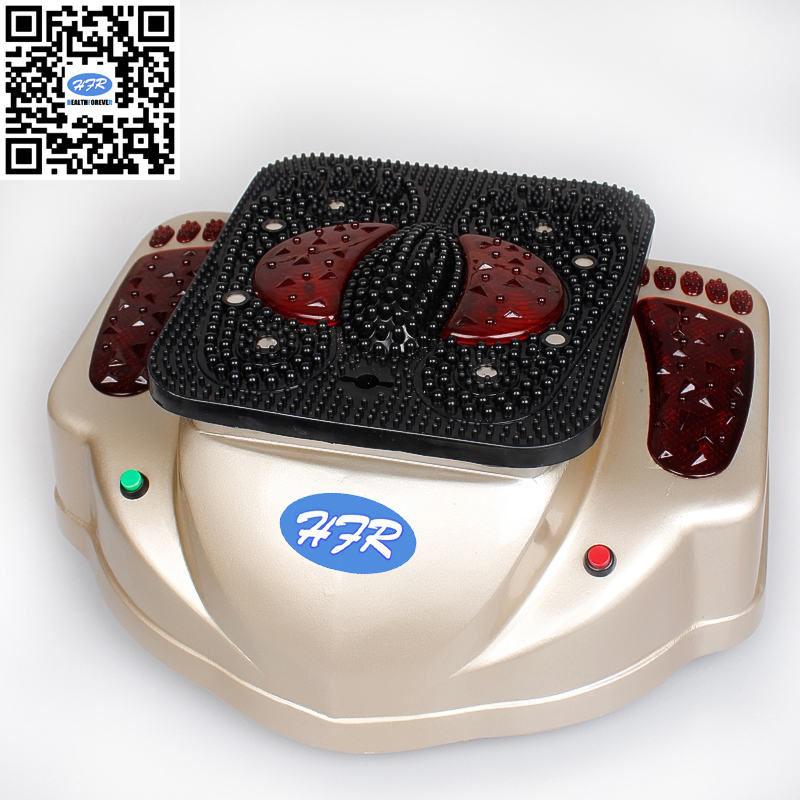 HFR-8805-6 HealthForever Brand Remote Control Legs Infrared Vibration Luxury Blood Circulation Massager Electric Foot Massage hfr 8802 3 healthforever brand wireless control kneading device legs instrument electric shiatsu air bag foot massager machine