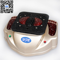 HFR-8805-6 HealthForever Brand Remote Control Legs Infrared Vibration Luxury Blood Circulation Massager Electric Foot Massage