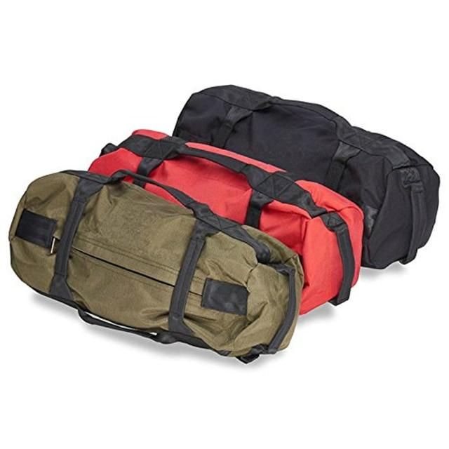 cc65eab00189 New Tactical Adjustable High Quality Weight Bag Heavy Training Sandbag  Fitness Training Military Training