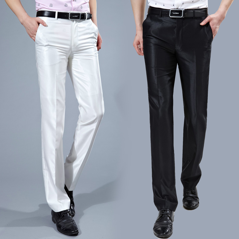 Online Men White Dress Pants China