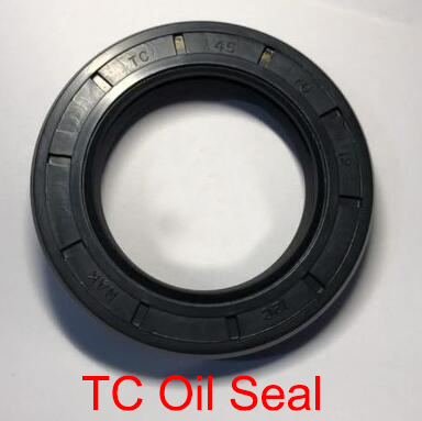 ID=85mm TC Rotary Shaft Oil Sealing Ring NBR Metal Skeleton Dust Seals Gasket