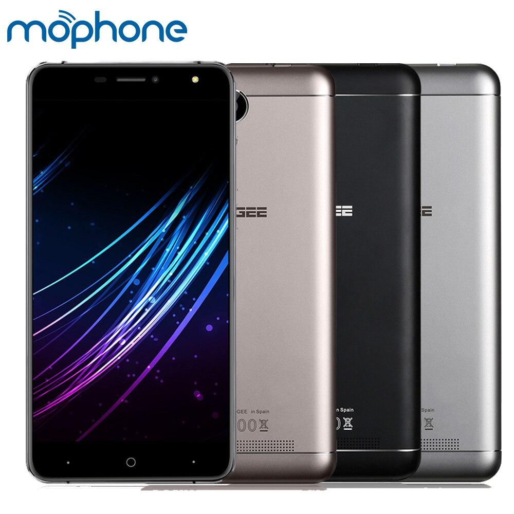 bilder für Ursprüngliche DOOGEE X7 Pro Smartphone 4G MTK6737 6,0 Zoll IPS 1280*720 pixel Bildschirm Android 6.0 Dual Kameras Smart Geste OTG