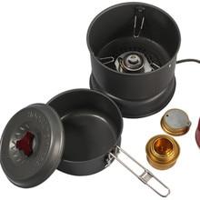 BL100-Q1 Bulin Camping Stove Cooking Pot Alcohol Furnace Seat a Windproof Hob High-quality Aluminum