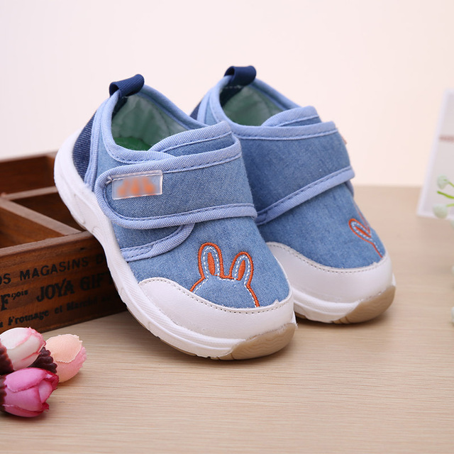 New Boys Grils Baby Shoes Canvas Warm damping Casual Fashion Toddler Shoes Breathable Slip Newborn First Walker Flats Kid Toddl