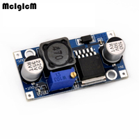 15924 Free Shipping DC DC Step Down Converter Module LM2596 DC 4 0 40 To 1