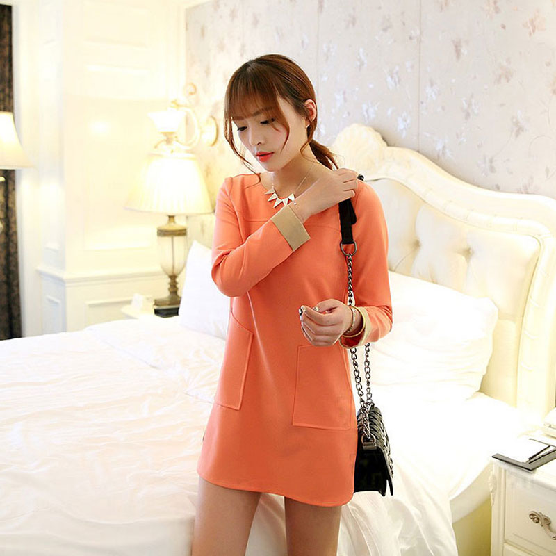 Long sleeve dresses clearance