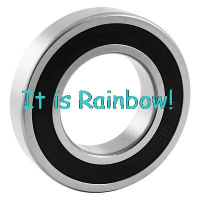6211 2RS Dual Shields Deep Groove Radial Ball Bearing 55 x 100 x 21mm 2 pcs 6204 dual metal shields deep groove ball bearing 20mm x 47mm x 14mm page 10