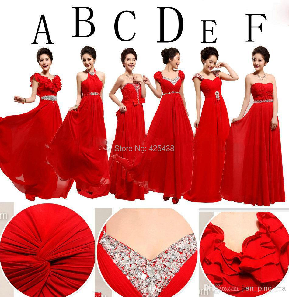Popular halter bridesmaid dresses under 100 buy cheap halter 2016 cheap in stock chiffon bridesmaid dresses mix order colors avaliable floor length maid of honor ombrellifo Gallery
