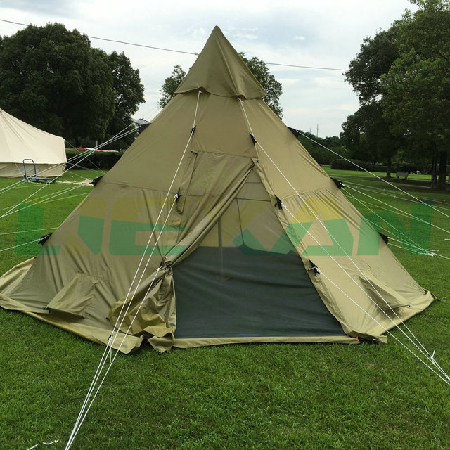 Free Shipping 2018 New Arrival Custom Norway Lavvo Teepee