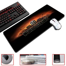 30x80cm World of Tanks Padmouse hot pad to Mouse Notbook Computer Mousepad Popular Gaming Mouse Pad Gamer to Laptop Mouse Mat