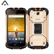 Оригинал Ulefone ARMOR2 водонепроницаемый смартфон IP68 Оперативная память 6 ГБ Встроенная память 64 ГБ Octa Core 5 дюймов 4700 мАч 1080 P FHD 16MP Android 7.0 NFC OTG