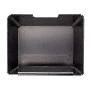 Image 2 - Auto Car Storage Trunk Bag Center Console Trash Organizer Storage Box Bin Accessories Kit for Tesla Model 3 Interior