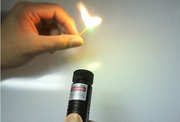 AAA Super puissant militaire 10W 100000m 532nm vert Laser pointeur Laser lampe de poche allumette de lumière, brûler des Cigarettes chasse