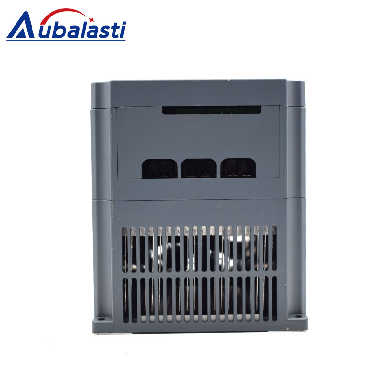 aubalasti Inverter 4kw 5.5kw 7.5kw Frequency Converter 3HP 380V utput 9a 13a 17a 400 Hz use for CNC machine