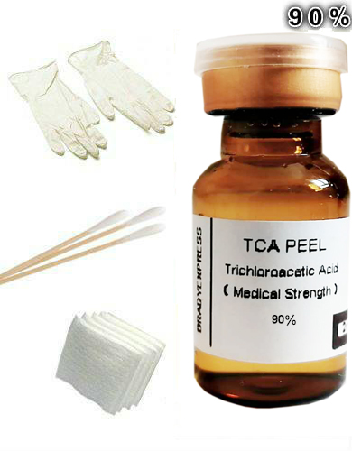 US $32 42 26% OFF|2ML Tattoo Removal Acid Peel Kit 90% TCA Remove Tattoos,  Skin Tags, Moles & More Free Shipping-in Essential Oil from Beauty & Health