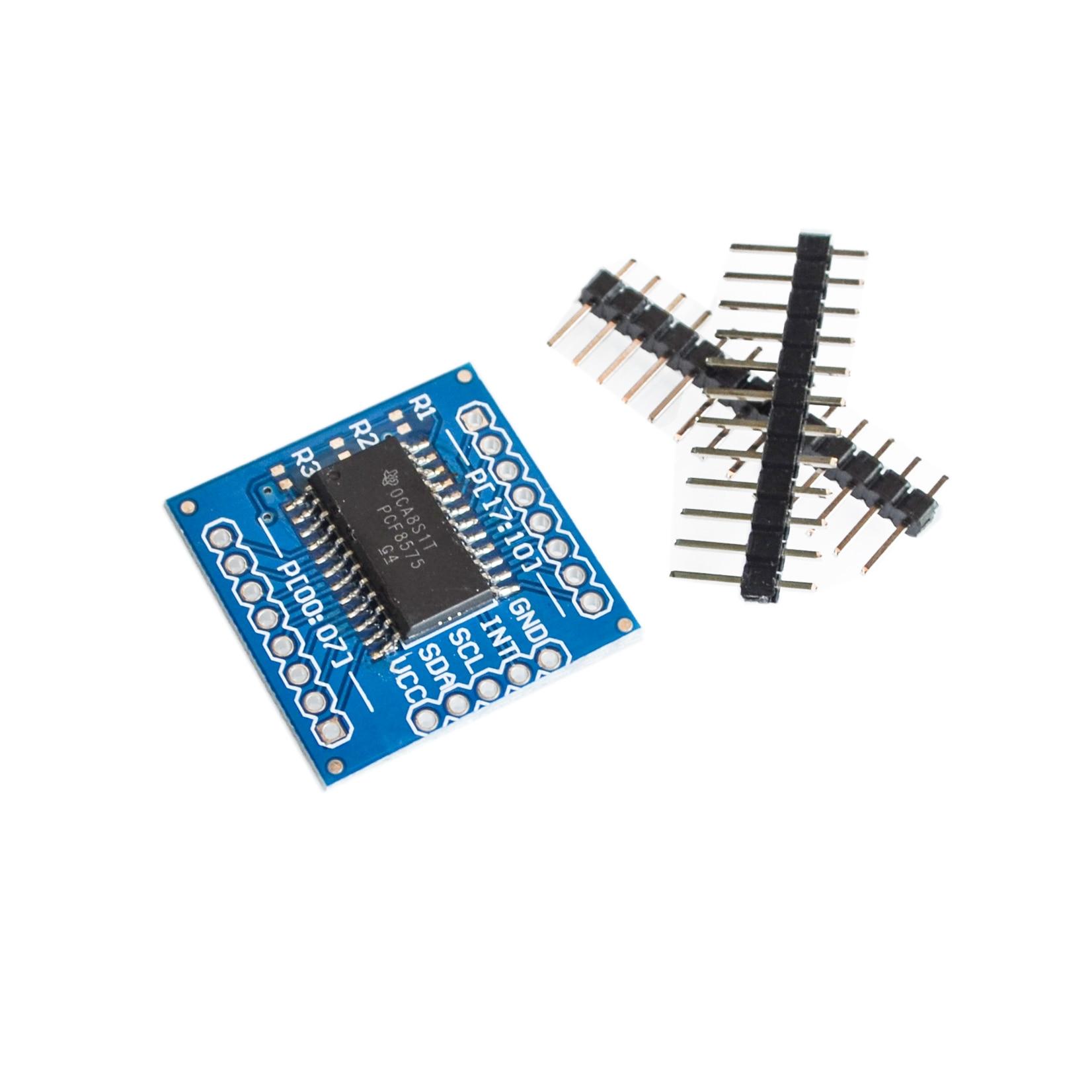 PCF8575 IIC I2C I/O Extension Shield Module 16 Bit SMBus I/O Ports  New