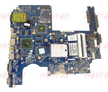 цена на 506123-001 For HP DV7 Laptop Motherboard JBK00 LA-4093P DDR2 HD 3650 512MB