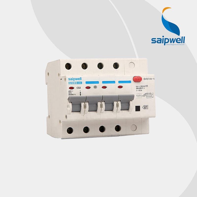Wholesale Spm1 4le 63c32 63a 230 400v Mini Safety Air