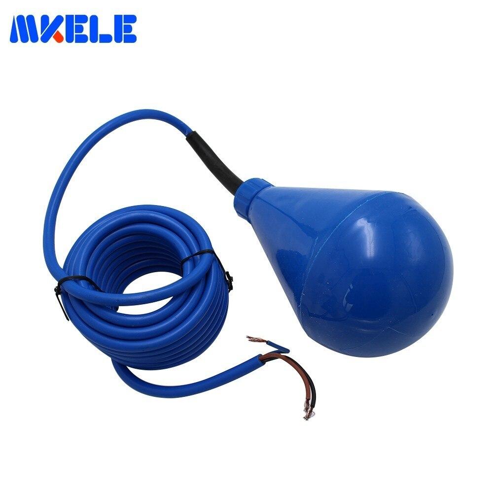 Câble flotteur interrupteur liquide niveau de fluide pompe à eau niveau flotteur interrupteur MK-CFS11 NO/NC contrôleur capteur commutateur livraison gratuite