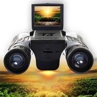 12x32 1920X1080p Full HD Video Camera Telescope Binocular With 2inch Screen Outdoor Camping Bird Watching