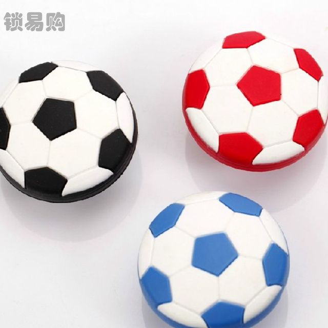 1pc Soft Football Door Pulls Handle Cabinet Door Knobs Kitchen ...