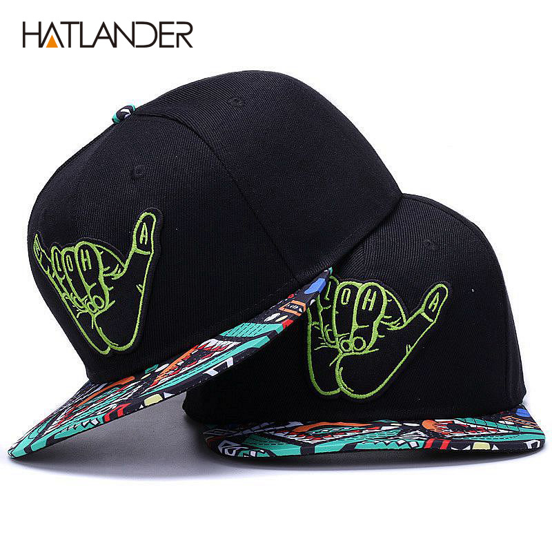 b3ecf18e0da16  HATLANDER Brand Embroidery Retro baseball caps for men women bone snapbacks  kenka black sports hats street art hip hop cap hat