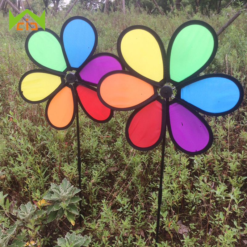 Wind Windmill Kids Toys Spinner Toy