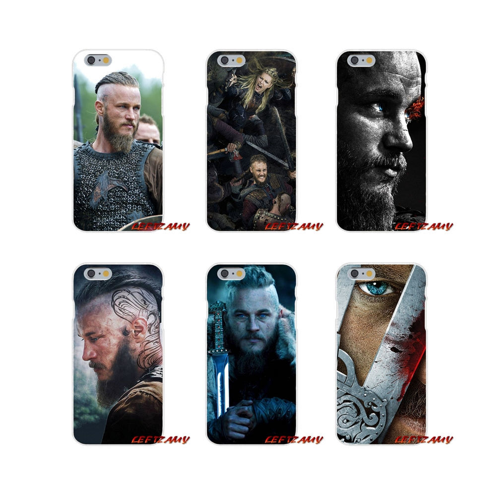 Accessories Phone Cases Covers Vikings Feat For Samsung Galaxy S3 S4 S5 MINI S6 S7 edge S8 S9 Plus Note 2 3 4 5 8
