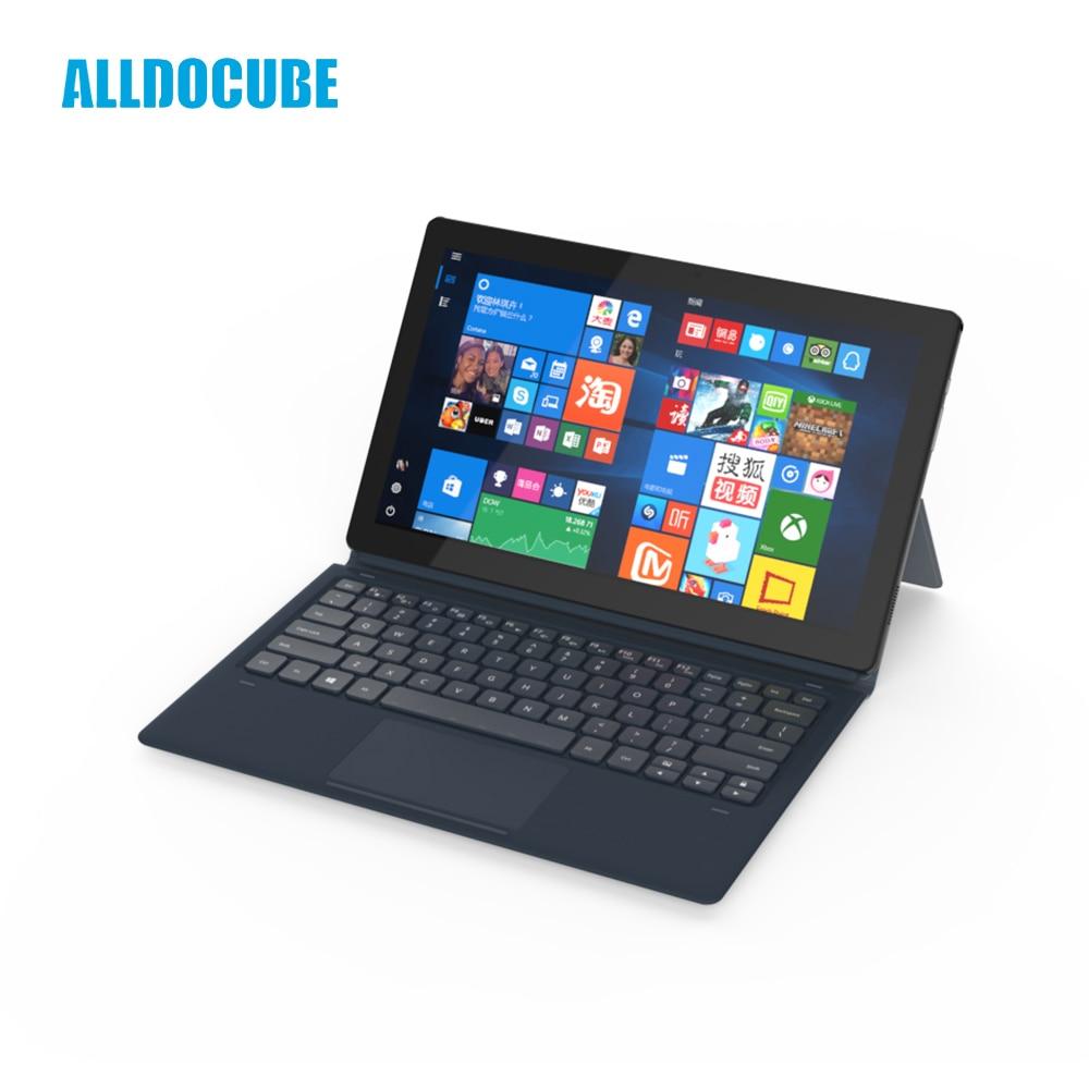 ALLDOCUBE KNote5 Cube Knote 5 11.6 inch FHD 1920*1080 IPS windows10 intel Gemini lake N4000 Tablet PC Mini PC 4GB RAM 64GB ROM цены