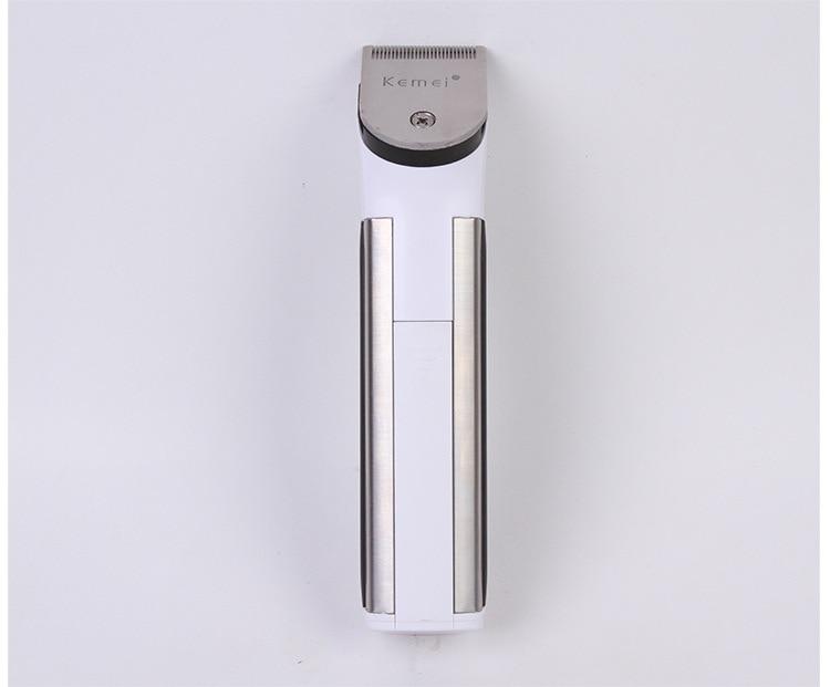 New Hot Kemei KM-3008B New designed rechargeable hair clipper trimmer high quality hair clipper hair cut machine