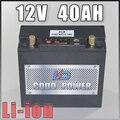 Aeg 12 v Lithium ion battery pack para bateria de backup de banco de potência do painel solar 12 v 12 v pacote 12.6 V