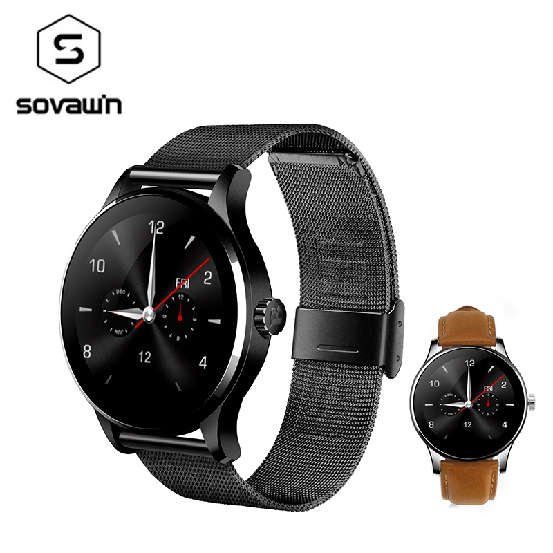 K88H Smart Watch IPS 1.22 In Round Screen Support Heart Rate Monitor Bluetooth Man Girl SmartWatch For IOS Android Remote Camera ataliqi k88h smart watch round screen support heart rate monitor bluetooth smart watch for apple huawei xiaomi phone ios android