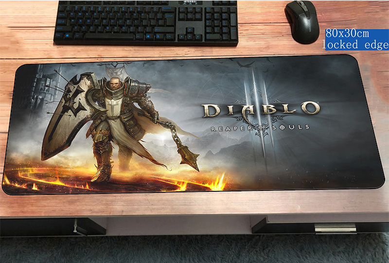 diablod mouse pad gamer Aestheticism 800x300x2mm notbook mouse mat gaming mousepad Gorgeous pad mouse PC desk padmouse mats
