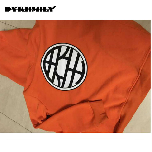 Dragon Ball Z Hip Hop Casual Sweatshirt Hoodie