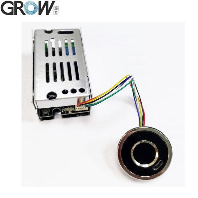 Crescer K215 V1.3 + r501 impressão digital placa de controle de acesso para controle de acesso do automóvel