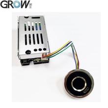 Плата контроля доступа для автомобилей GROW K215 V1.3 + R501, сканер отпечатка пальца