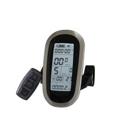 Bike accessories mountain cycling bycicle LCD cruise control USB LCD6 electric bike Display bicycle accessories for e bike home exerciser cycling fitness mini pedal exercise bike 4 legs lcd display indoor cycling bike stepper for the aged and young