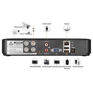 Image 4 - Golden Security 2000TVL 4CH CCTV 1080N system kamer DVR, nadzór bezpieczeństwa wodoodporna kamera ahd 720 P, noktowizor