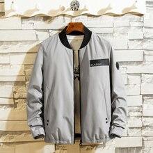 дешево!  Осень новый бренд куртки мужские пальто верхняя одежда корейской моде случайные куртки homme плюс ра